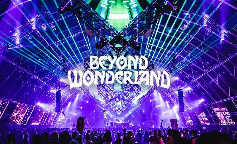 Beyond Wonderland Virtual Rave-A-Thon