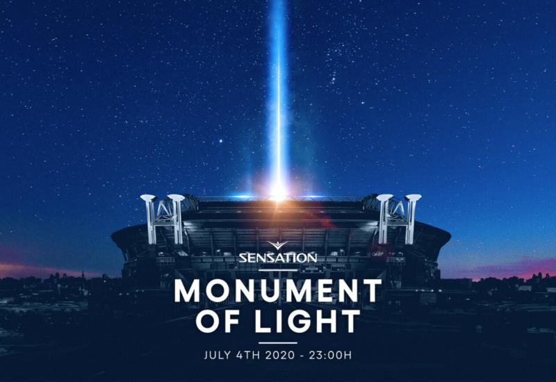 Sensation 2020 announces Monument of Light