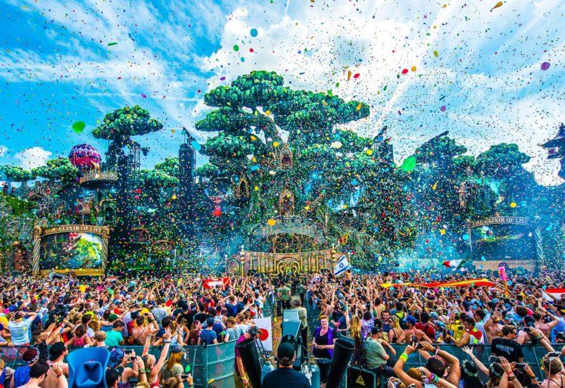 Tomorrowland 2021 considers a three weekend festival