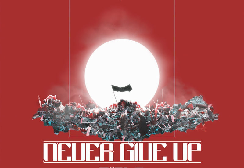 Diplo remixes Mathame's Never Give Up