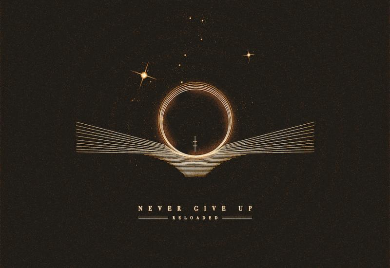 Mathame - Never Give Up (Reloaded)