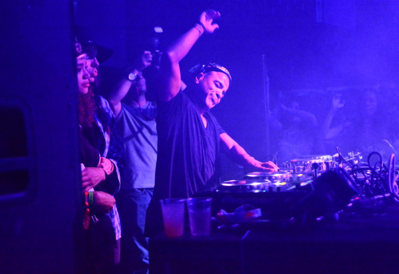 DJ Erick Morillo - May 2016