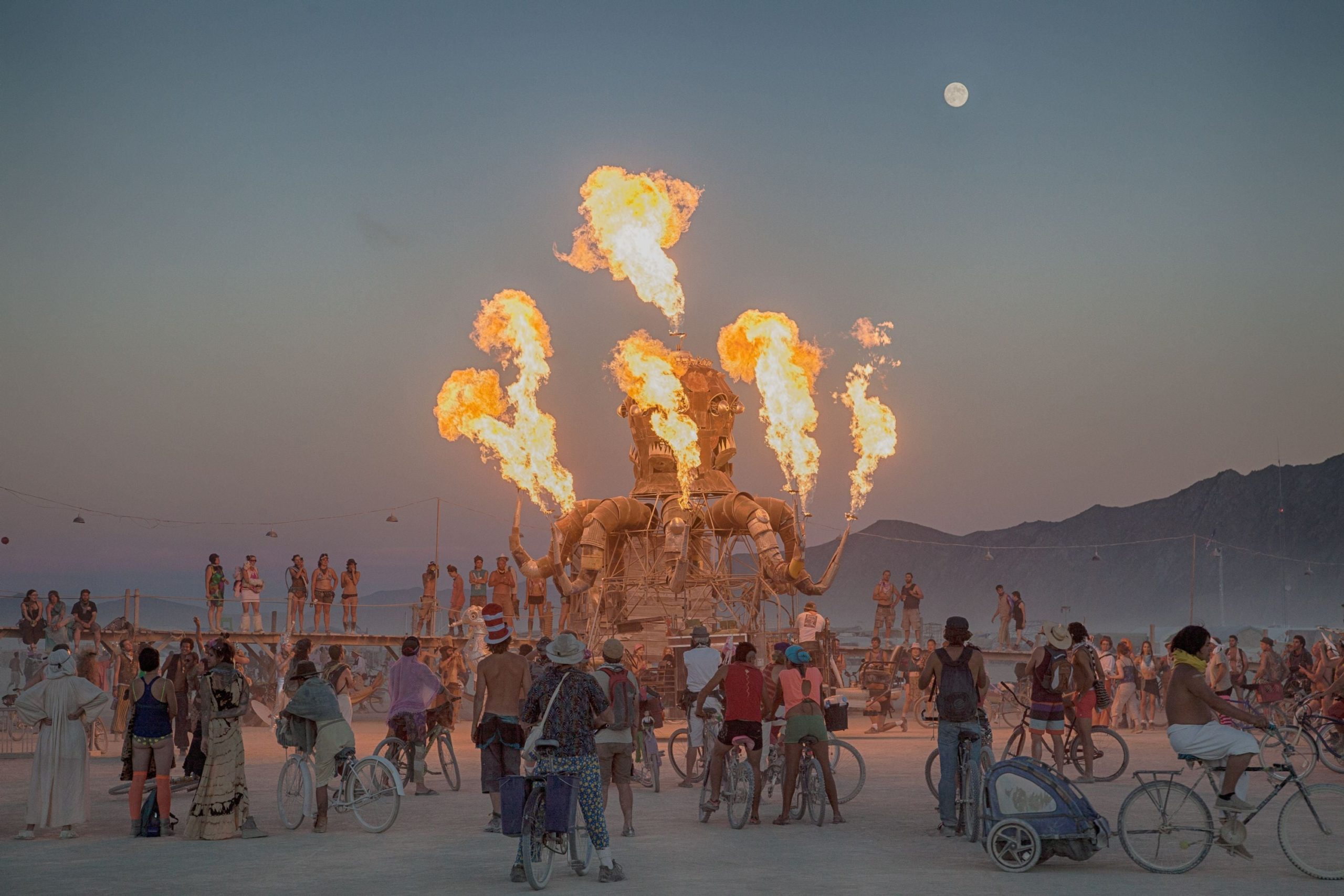 Burning Man   GQ