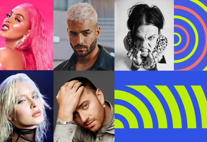 2020 MTV Europe Music Awards performers