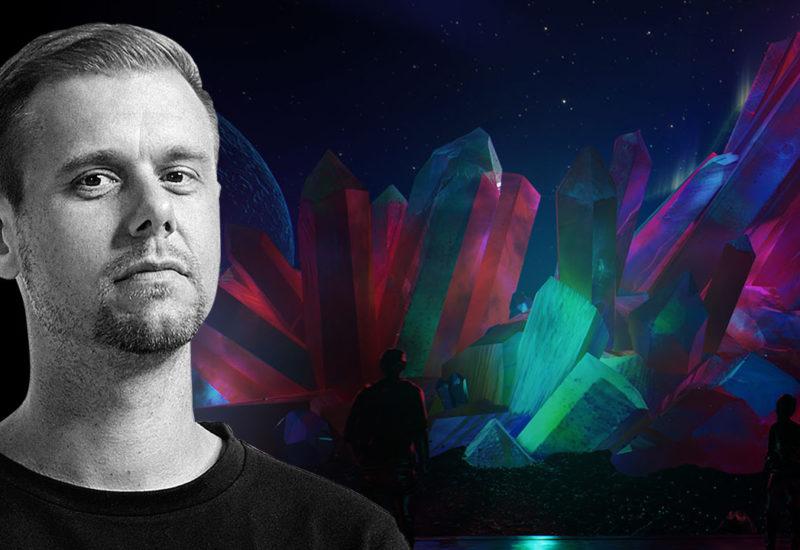 Armin van Buuren - Sensorium Galaxy