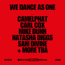 Defected-We Dance As One