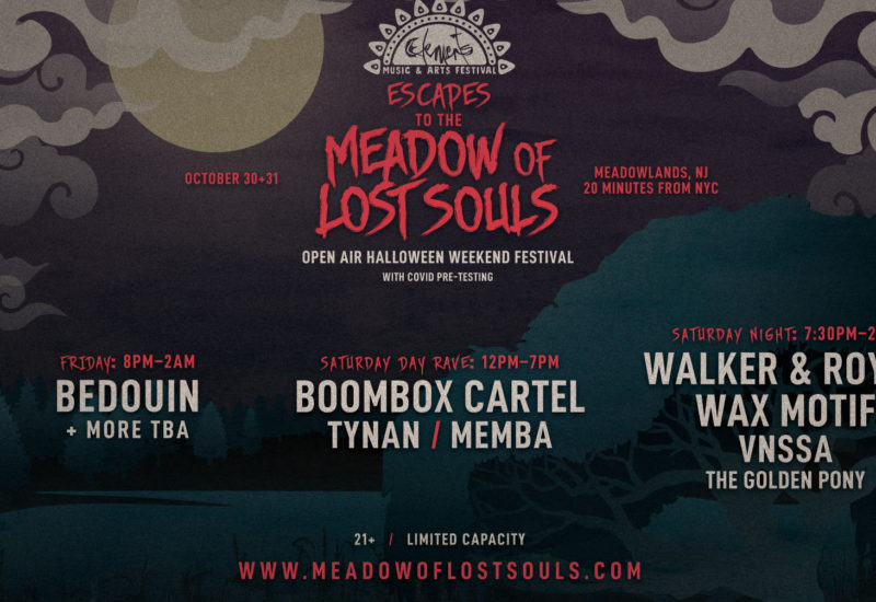 Meadows of Lost Souls lineup