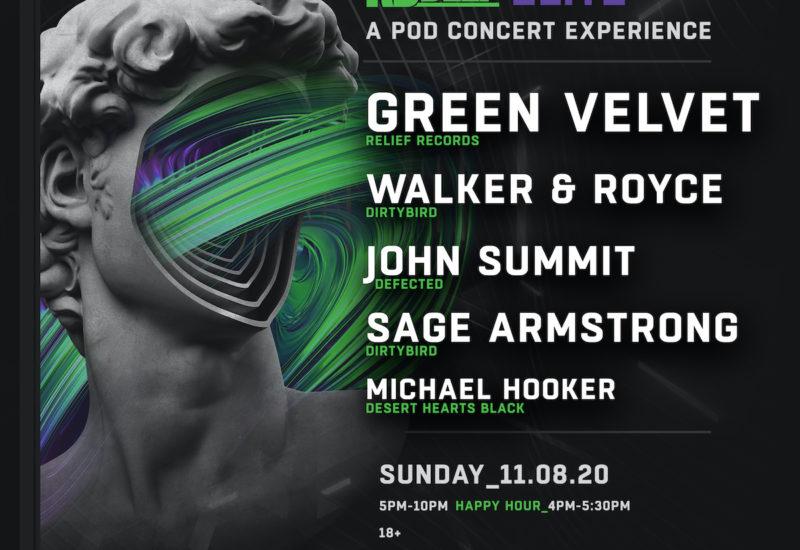 RBDeep Elite presents Green Velvet