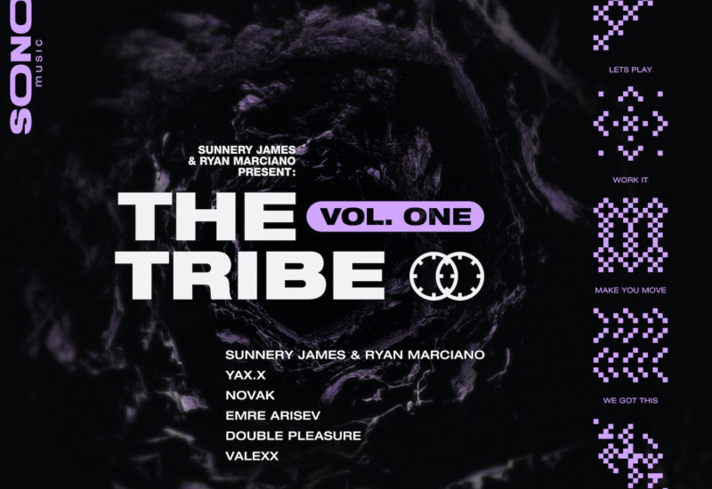 Sunnery James & Ryan Marciano - The Tribe Vol. One