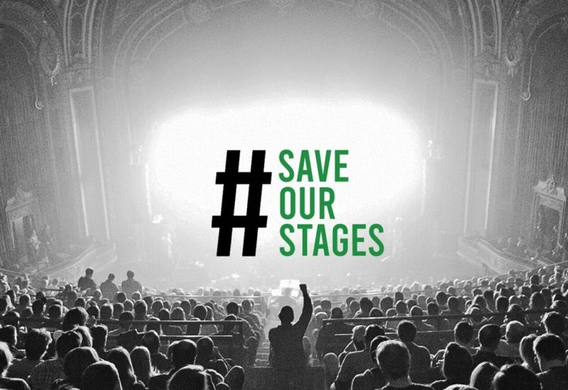 The National Independent Venue Association - Save Our Stages Act