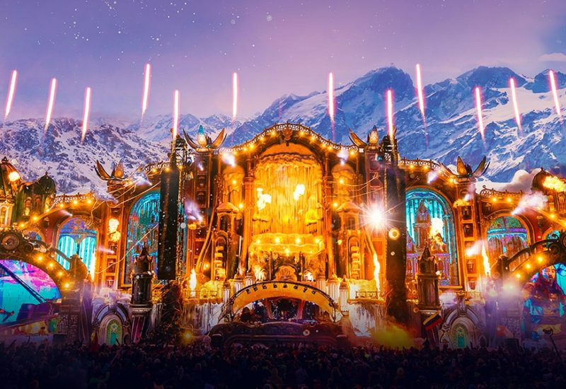 Tomorrowland Winter 2021 announces its cancellation