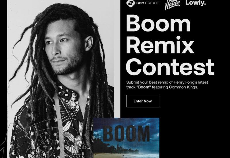 BPM Create & Trap Nation - Boom Remix Contest