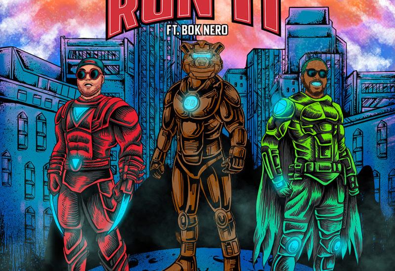 Bear Grillz & Riot Ten - Run It