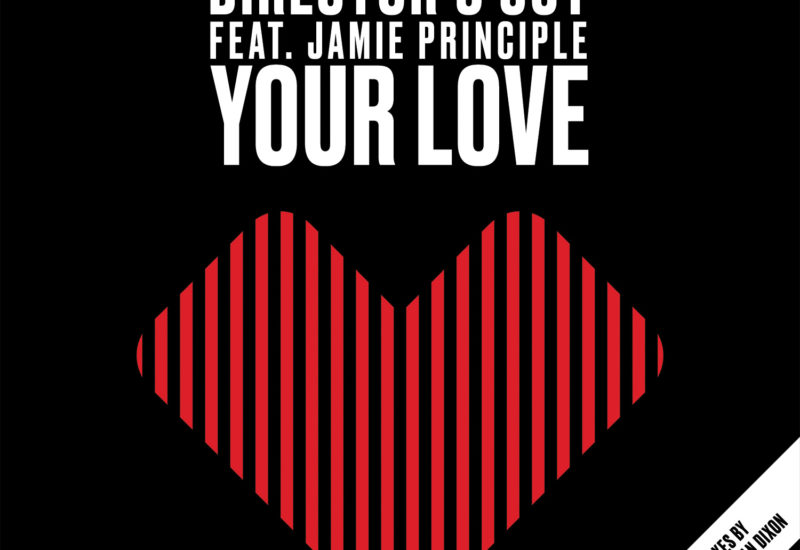 Frankie Knuckles - Your Love Remixes