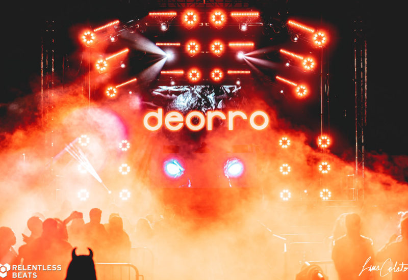 Relentless Beats - pod concert experience with Deorro