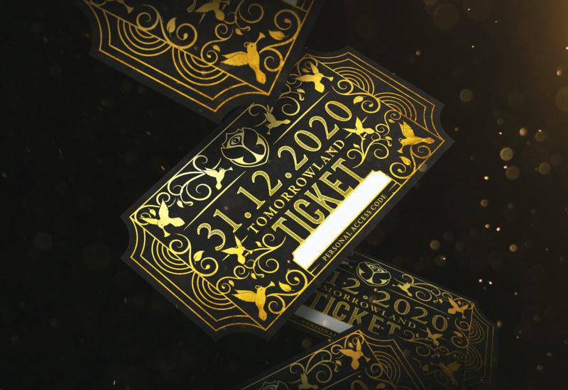Tomorrowland New Years Eve Celebration