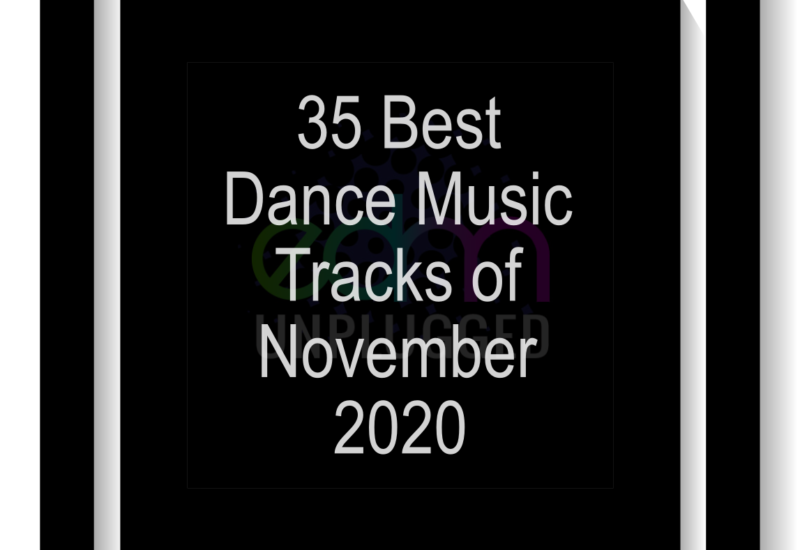 35 Best Dance Music Tracks of November 2020