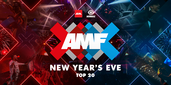AMF New Year's Eve Top 20