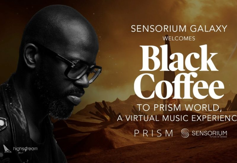Black Coffee Sensorium Galaxy