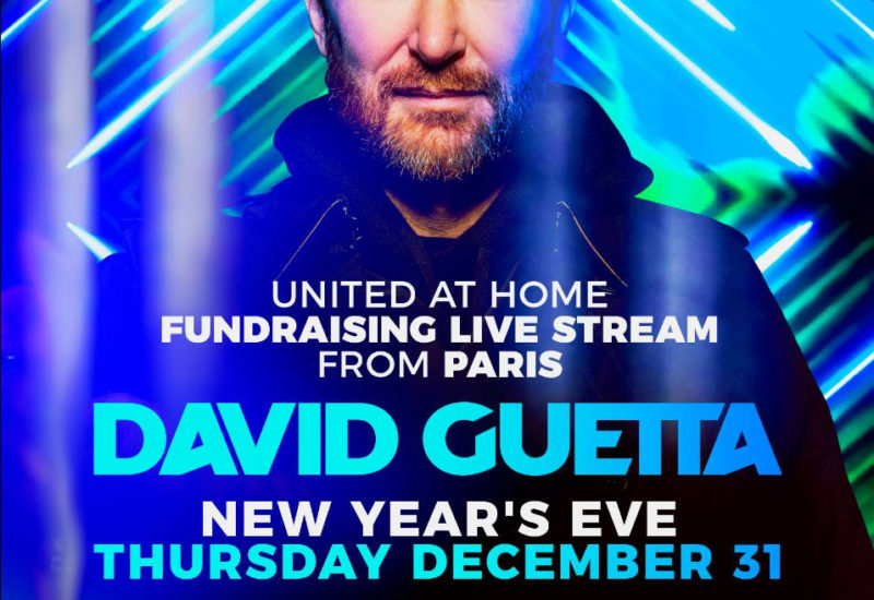 David Guetta - New Year's Eve - United From Home