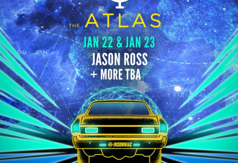 Jason Ross - The Atlas Park N Rave
