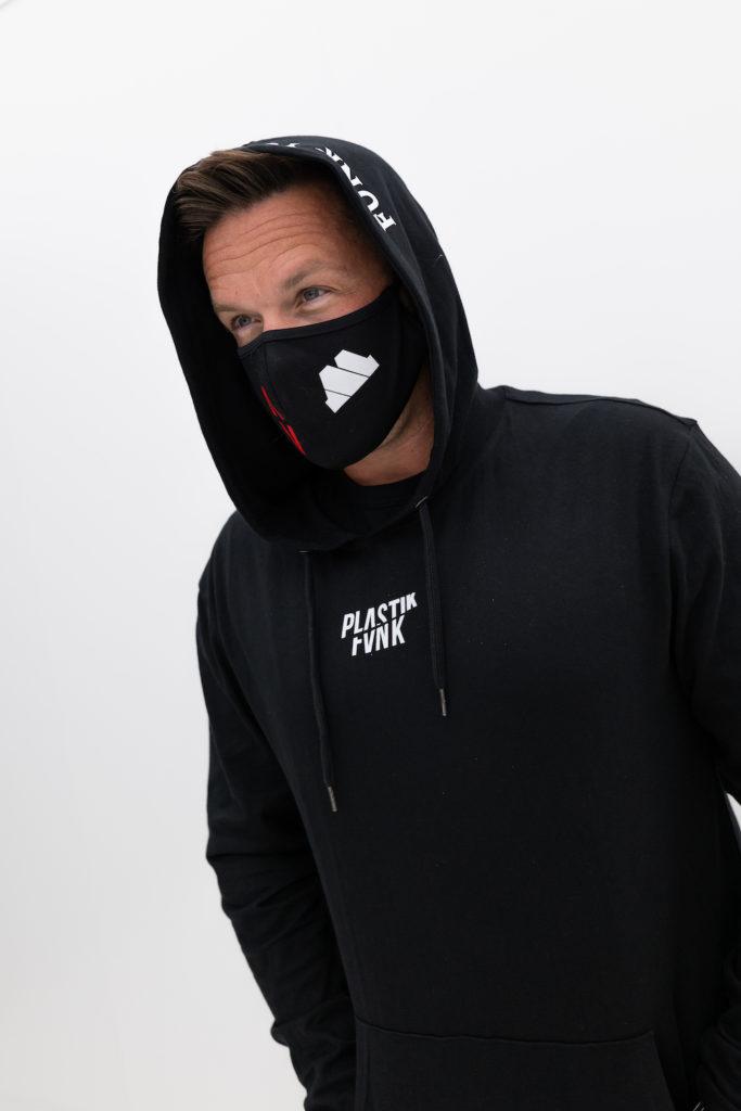 Plastic Funk - Hoodie & Mask