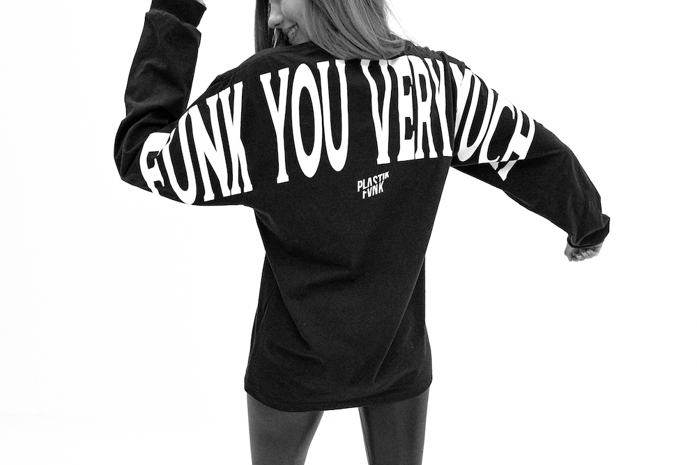 Plastik Funk - Funk You Very Much - Long-Sleeve