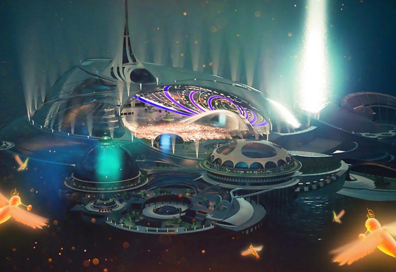 Tomorrowland 31.12.2020 trailer