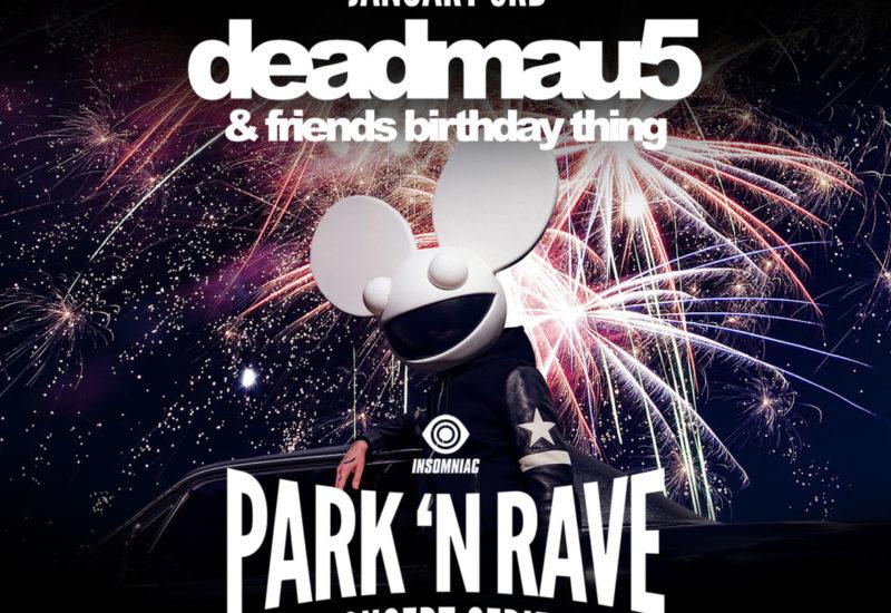 deadmau5 & friends birthday thing
