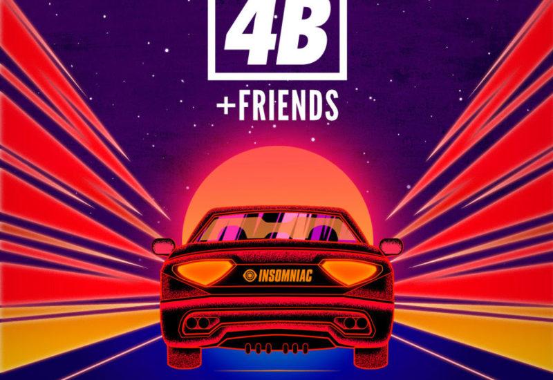 4B & Friends Park N Rave