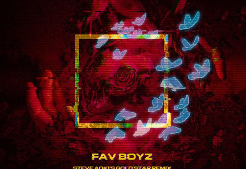 A.C.E - Fav Boys - Steve Aoki Gold Star Remix