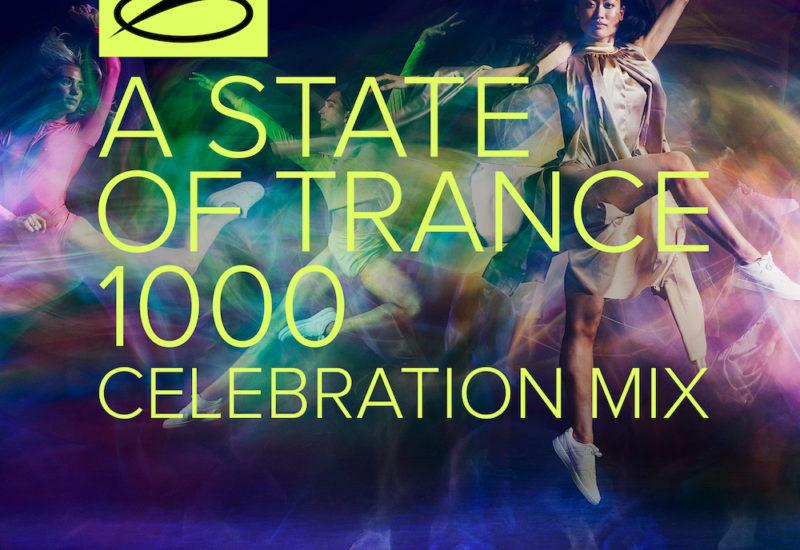 Armin van Buuren - A State Of Trance 1000 Celebration Mix
