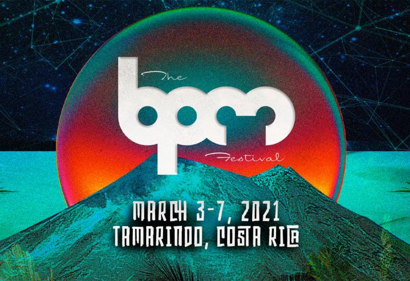 BPM Festival Costa Rica is postponed to 2022
