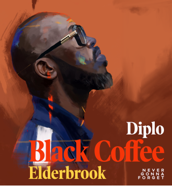 Black Coffee & Diplo - Never Gonna Forget ft. Elderbrook