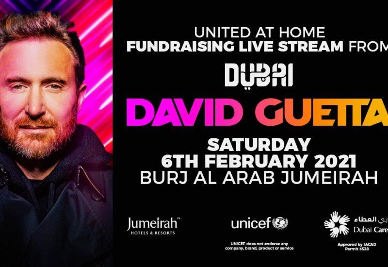 David Guetta - United At Home Dubai