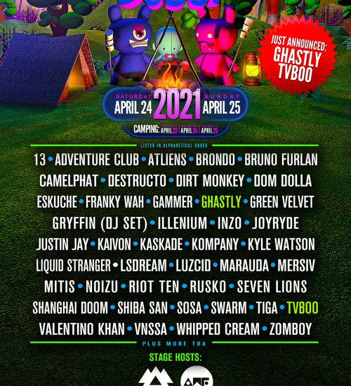 Ubbi Dubbi Festival 2021 lineup