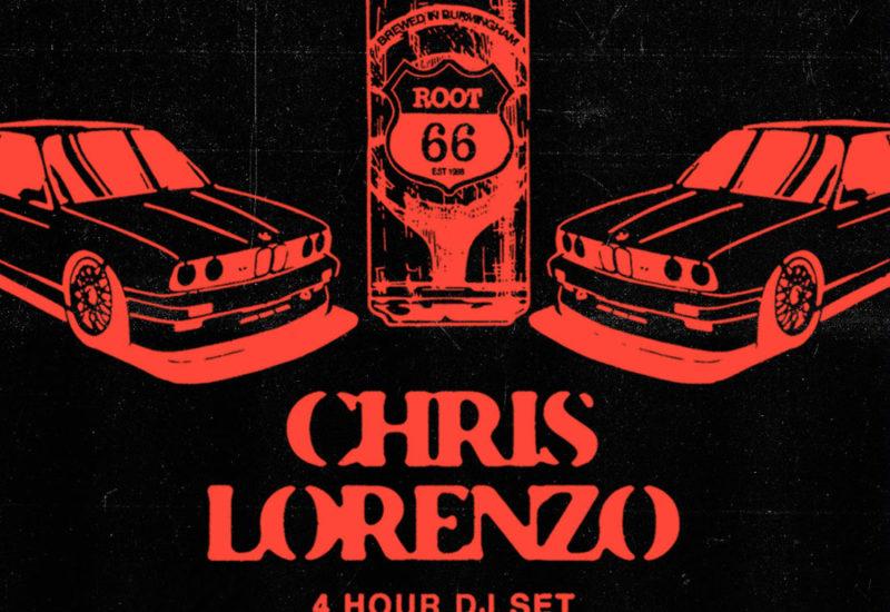 Chris Lorenzo Park N Rave