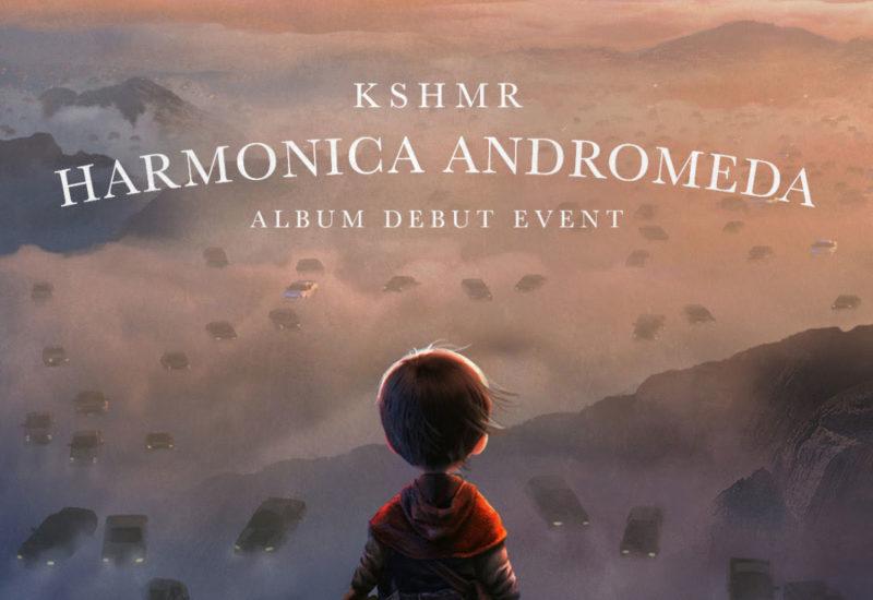 KSHMR - Harmonica Andromeda - Park N Rave