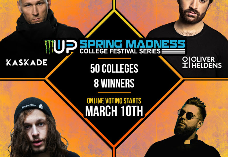 Monster Energy Up & Up - Spring Madness