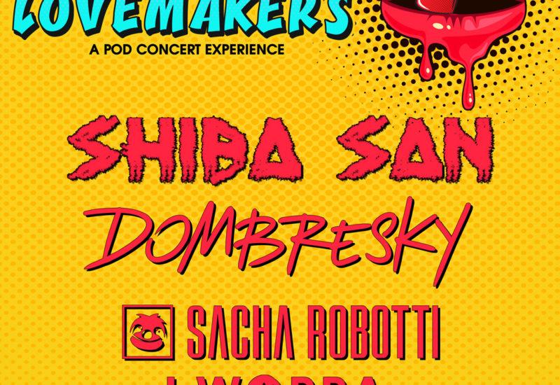 RBDeep - Lovemakers - Shiba San & Dombresky