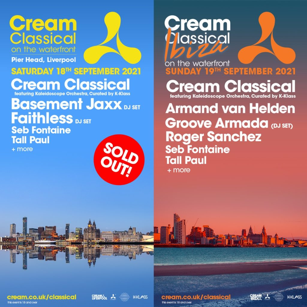 Cream Classical on the Waterfront 2021