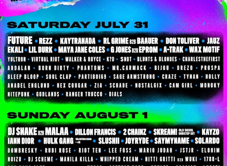 HARD Summer Music Festival 2021