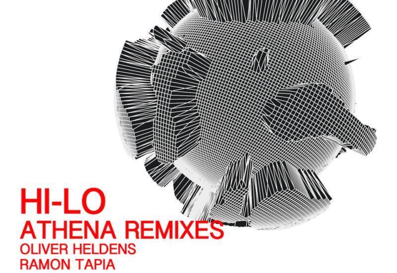 HI-LO - Athena Remix EP