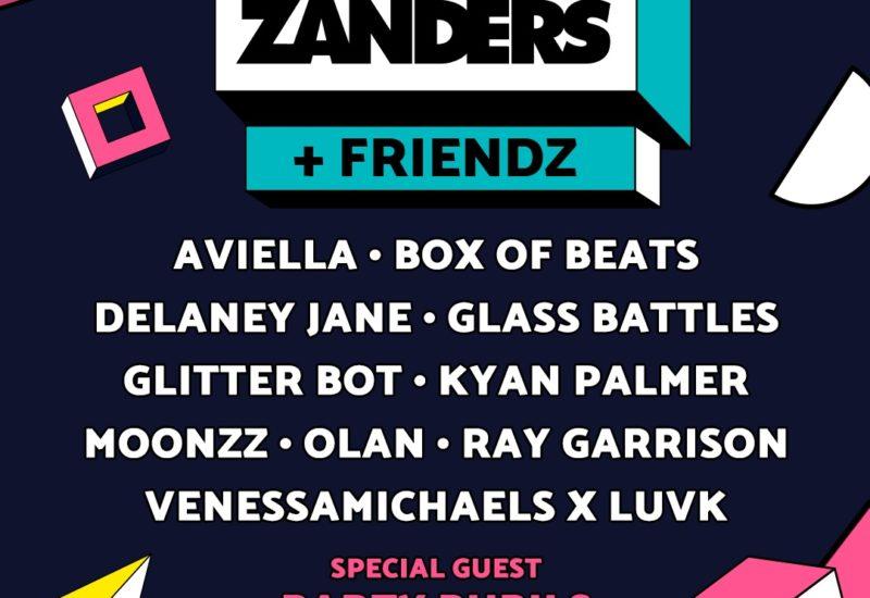 Kaleena Zanders + Friendz - Insomniac TV