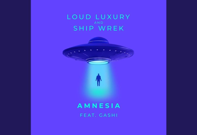 Loud Luxury & Ship Wrek - Amnesia ft. GASHI