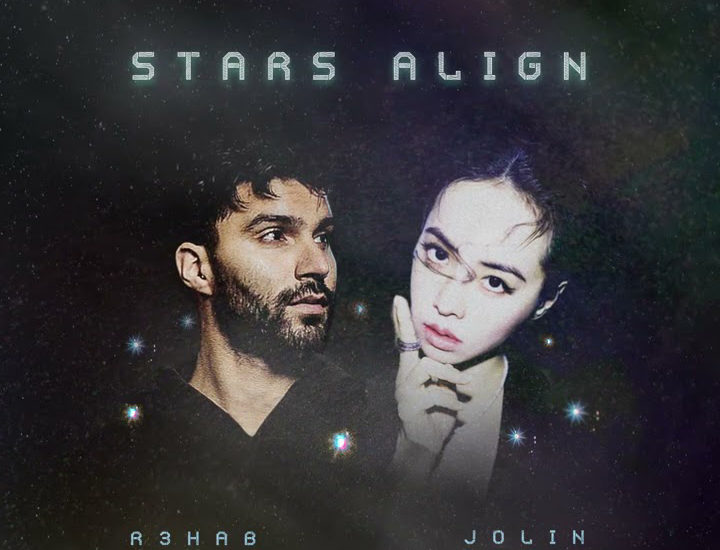 R3HAB & Jolin Tsai- Stars Align