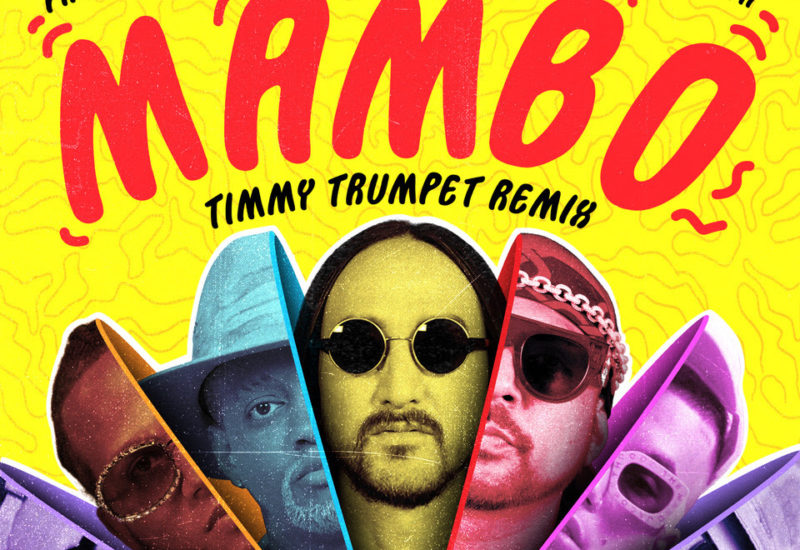 Steve Aoki & Willy William - Mambo - Timmy Trumpet Remix