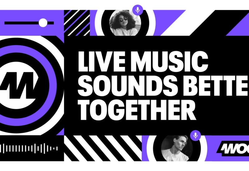 Woov launches its live music experience