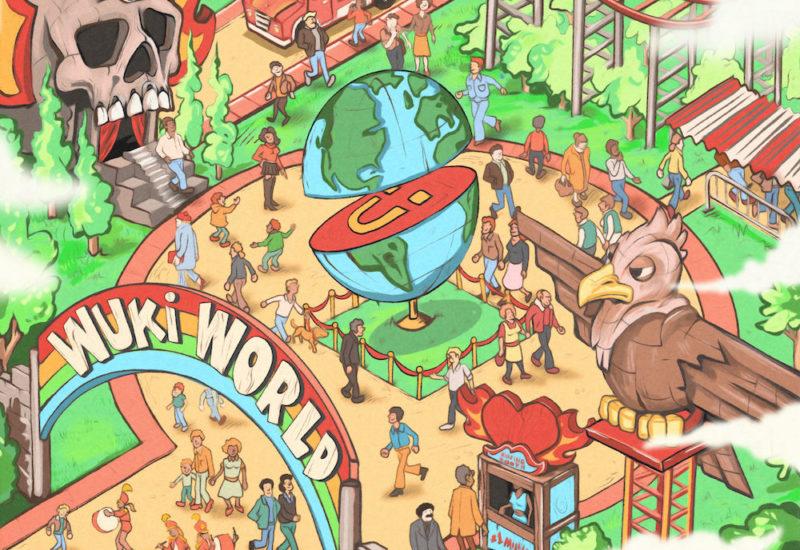 Wuki - WukiWorld