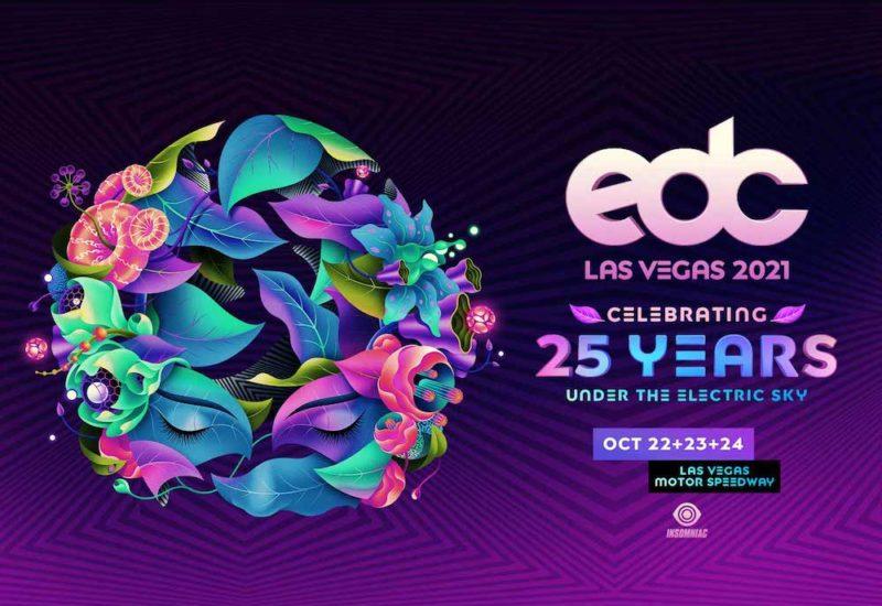 EDC Las Vegas 2021 is postponed to October